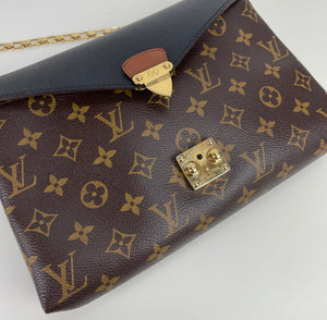Louis Vuitton pallas chain