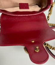 Load image into Gallery viewer, Gucci GG mini marmont top handle