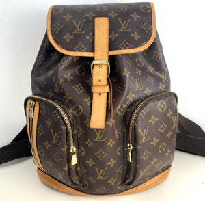 Louis Vuitton bosphore backpack