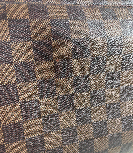 Louis Vuitton monogram shawl greige