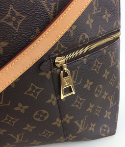 Louis Vuitton mélie hobo monogram