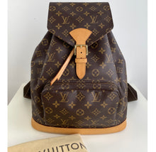 Load image into Gallery viewer, Louis Vuitton montsouris GM