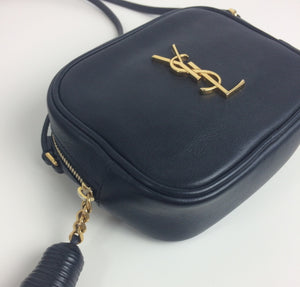 Saint Laurent monogram blogger bag