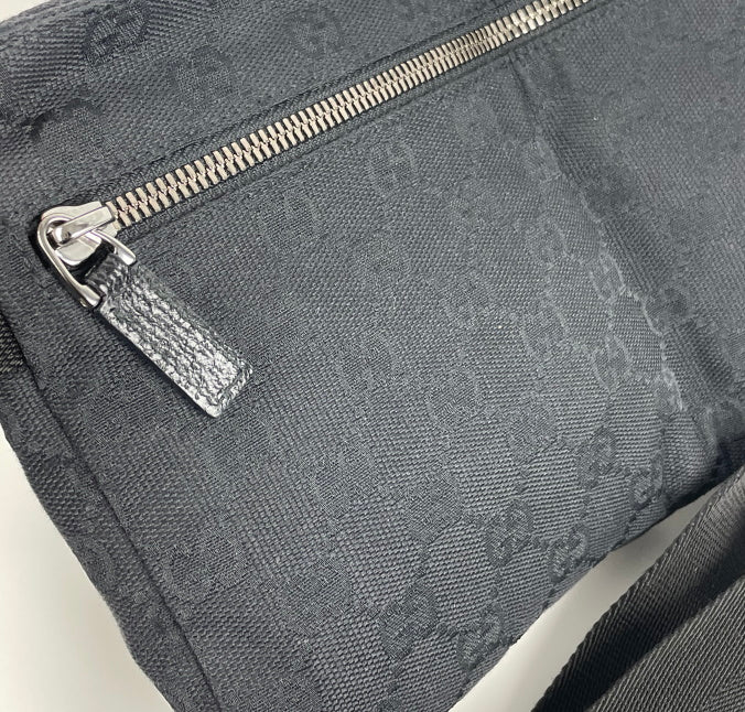 Gucci GG supreme ophidia small belt bag