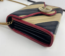 Load image into Gallery viewer, Gucci marmont wallet on chain bag