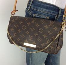 Load image into Gallery viewer, Louis Vuitton favourite MM monogram