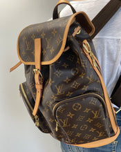 Load image into Gallery viewer, Louis Vuitton bosphore backpack bag