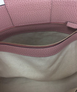 Gucci small swing tote bag