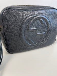 Gucci soho disco black