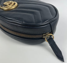 Load image into Gallery viewer, Gucci marmont matelasse belt bag size 85