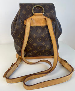 Louis Vuitton montsouris MM