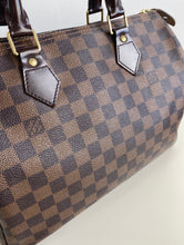Load image into Gallery viewer, Louis Vuitton speedy 30 damier