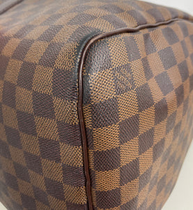 Louis Vuitton keepall 50 in damier