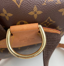 Load image into Gallery viewer, Louis Vuitton montsouris GM backpack