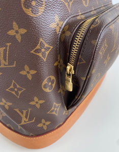Louis Vuitton montsouris GM backpack