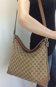Gucci Miss GG Original GG hobo