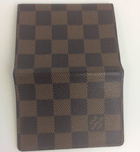 Load image into Gallery viewer, Louis Vuitton pocket organizer in damier