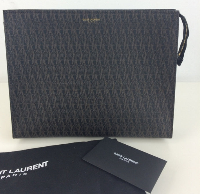 Saint laurent classic toile monogramme