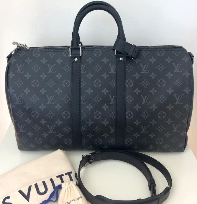 Louis Vuitton keepall 45 eclipse