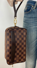 Load image into Gallery viewer, Louis Vuitton saint paul pochette in damier