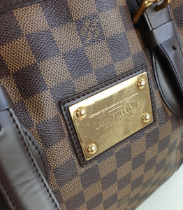 Louis Vuitton Hampstead MM damier