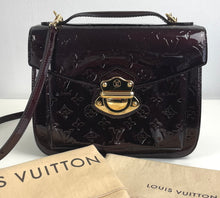 Load image into Gallery viewer, Louis Vuitton miranda MM vernis in amarante