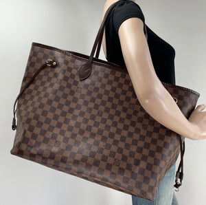 Louis Vuitton neverfull GM damier