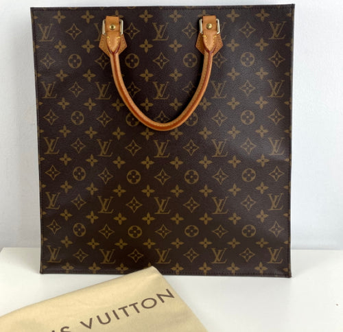Louis Vuitton sac plat monogram