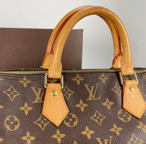 Louis Vuitton speedy 40 monogram