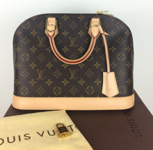 Load image into Gallery viewer, Louis Vuitton alma pm monogram