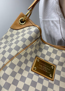 Louis Vuitton galliera GM azur