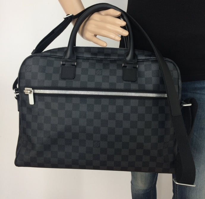 Louis Vuitton horizon soft briefcase