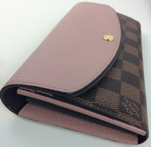 Load image into Gallery viewer, Louis Vuitton normandy wallet magnolia