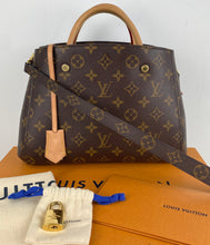 Load image into Gallery viewer, Louis Vuitton montaigne BB