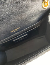Load image into Gallery viewer, Saint Laurent YSL medium envelope bag black