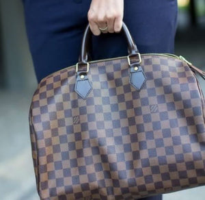 Louis Vuitton speedy 35 damier