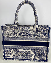 Load image into Gallery viewer, Christian Dior small jungle book tote
