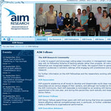 AIM Fellows © AIM Research