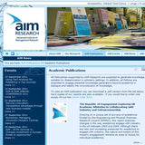 AIM Branding © AIM Research