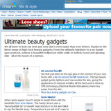 Beauty Gadget Review © MSN UK