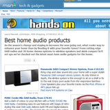 Home Audio © MSN UK