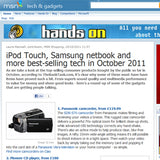 Best-selling gadgets © MSN UK