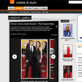 SAG Celebrity Gallery © Orange