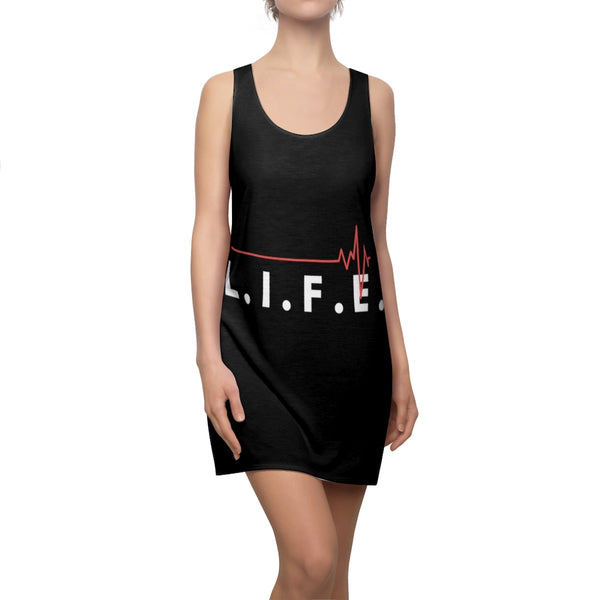 "KM ""Mom To Be"" L.I.F.E. Racerback Dress"