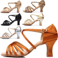 New Latin Dance Shoes for Women