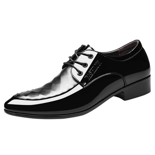 KM New Italian Oxford Shoes for Men
