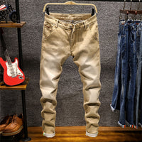 KM New Arrival New Style Men's Jeans