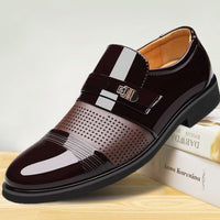 Luxury Leather Fashion Business Dress Shoes