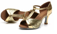 SE Latin Dance Shoes for Women