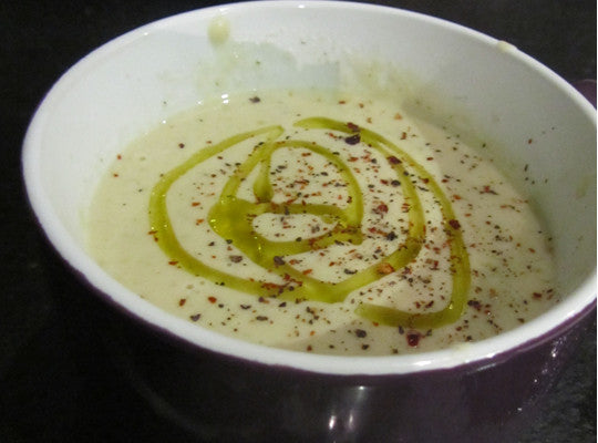 Celeriac Soup Recipe